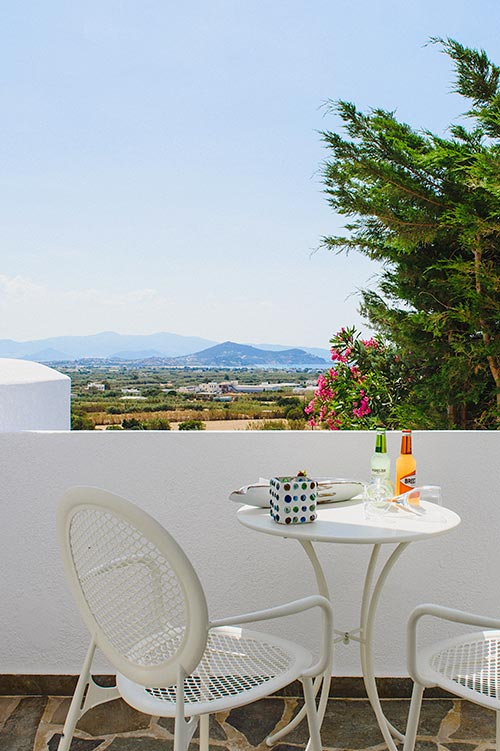 NK Luxury Villas at Agkidia in Naxos island